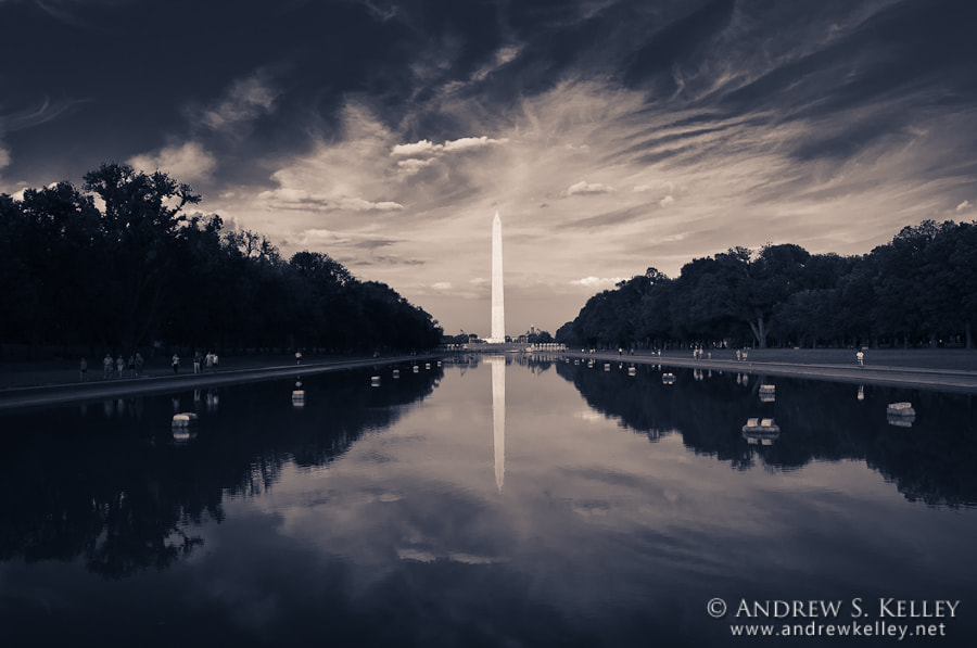 Photograph Washington Monument by Andrew Kelley on 500px