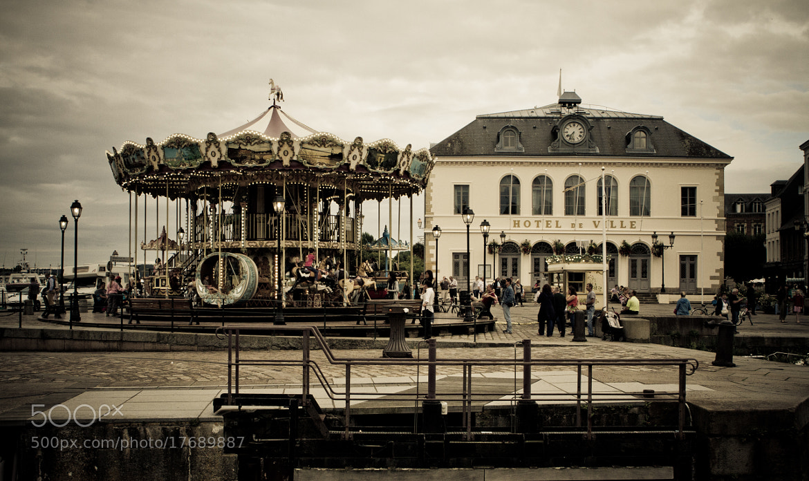 Photograph Honfleur 3 by Jan Allaerts on 500px
