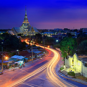 SOTHORN TEMPLE by mhucool wattana (mhucool)) on 500px.com