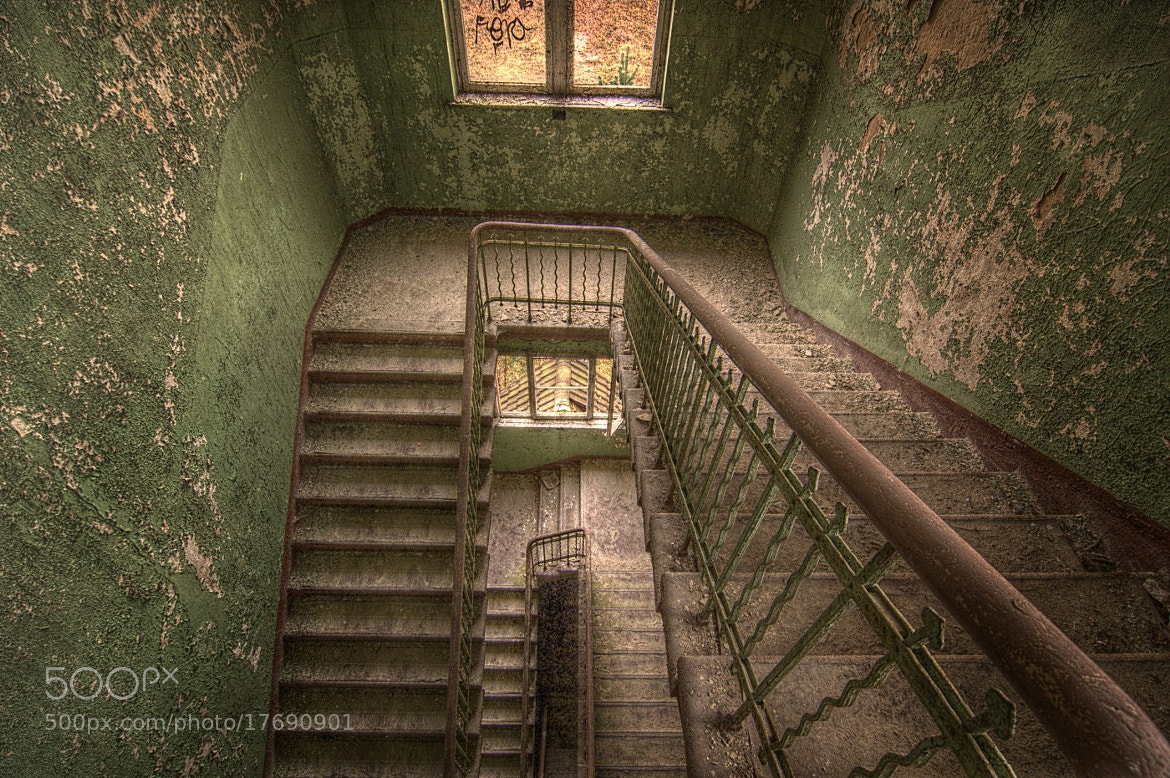 Photograph Treppenhaus 1 by Michael Spahn on 500px