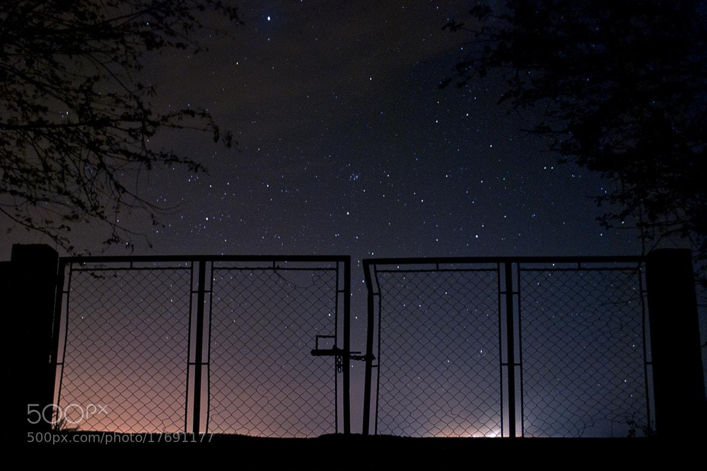 Photograph Gateway to the Stars by Matheus Dalmazzo on 500px