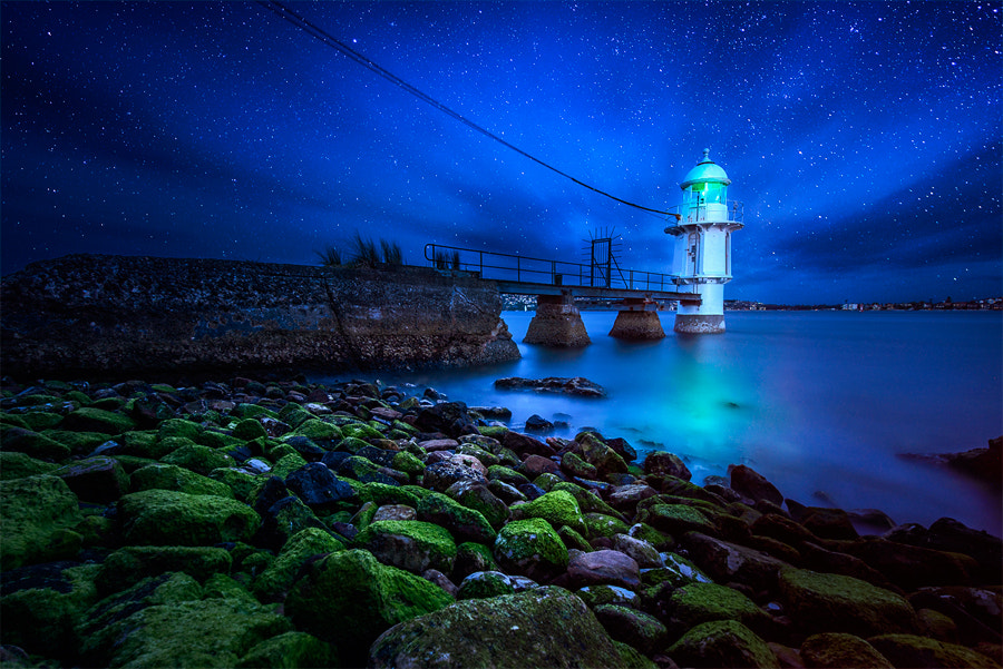 Photograph Starry Lonely Night by AtomicZen : ) on 500px