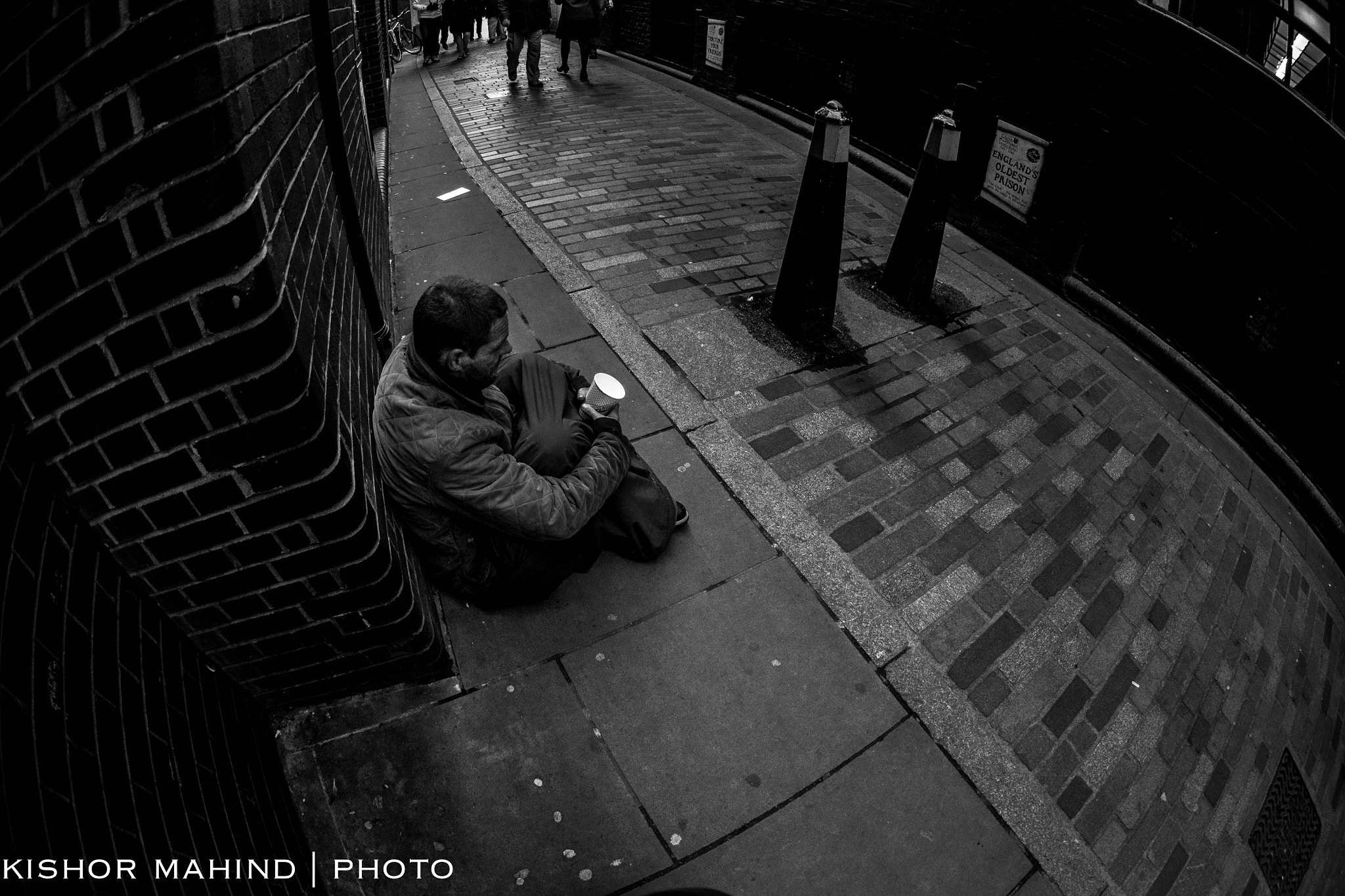Photograph A Tramp by Kishor Mahind on 500px