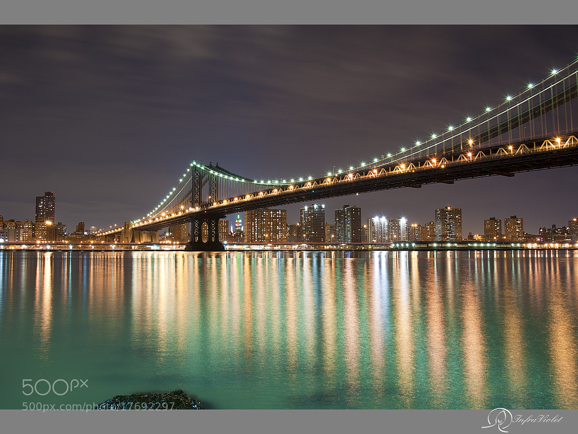 Photograph Manhattan Bridge by Paari Dominic on 500px
