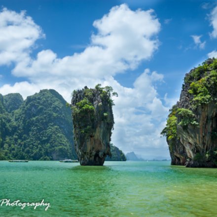 The James Bond island., Canon EOS 50D, Canon EF-S 15-85mm f/3.5-5.6 IS USM