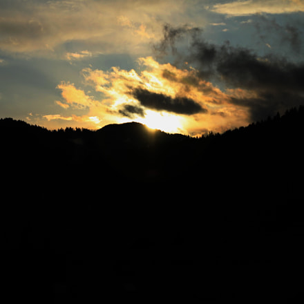 Tramonto, Canon EOS 70D, Canon EF-S 15-85mm f/3.5-5.6 IS USM