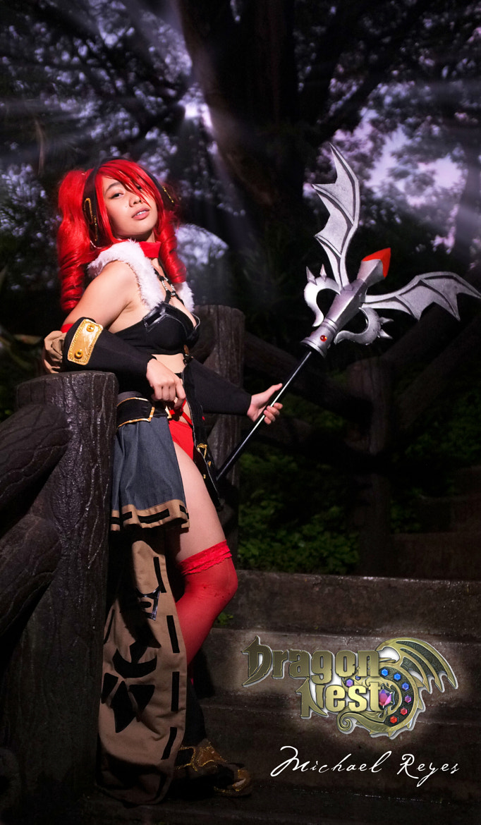 Photograph Dragon Nest Cosplay by michael reyes on 500px