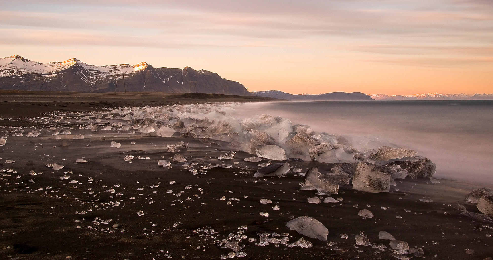 Photograph Glacial Waste Deposit by Daniel Bosma on 500px