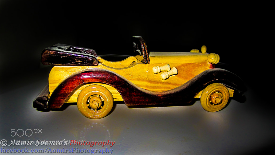 Photograph Wooden Car by Aamir Soomro on 500px