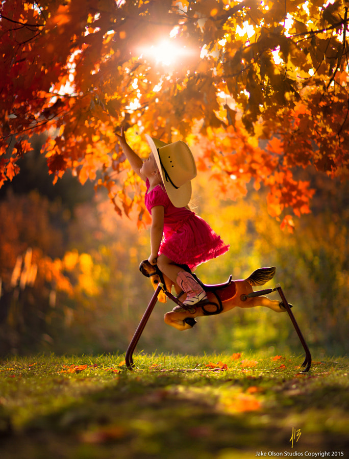 Western Autumn by Jake Olson Studios on 500px.com