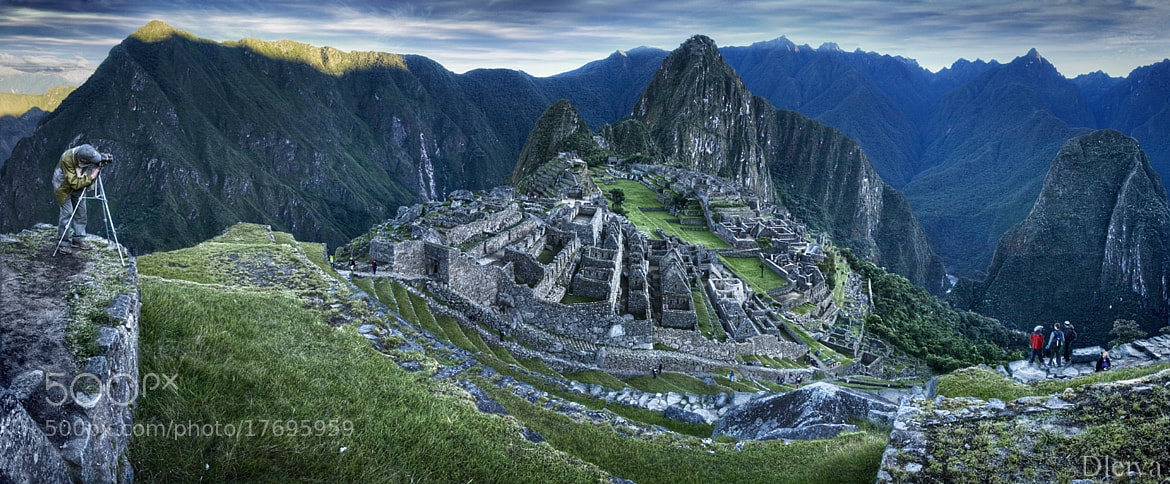 Photograph Machu Picchu (Perú) by Domingo Leiva on 500px