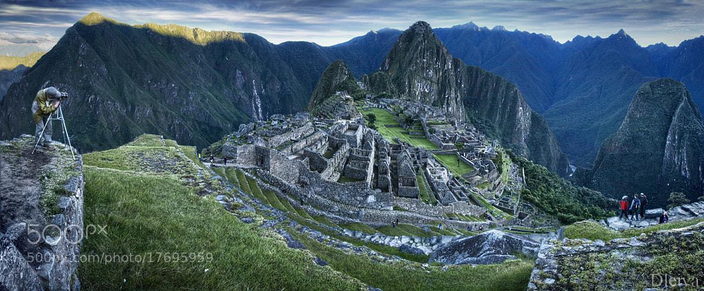 Photograph Machu Picchu (Perú) by Domingo Leiva on 500px