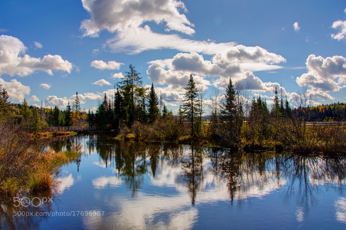Photograph Reflection by Martin Cauchon on 500px