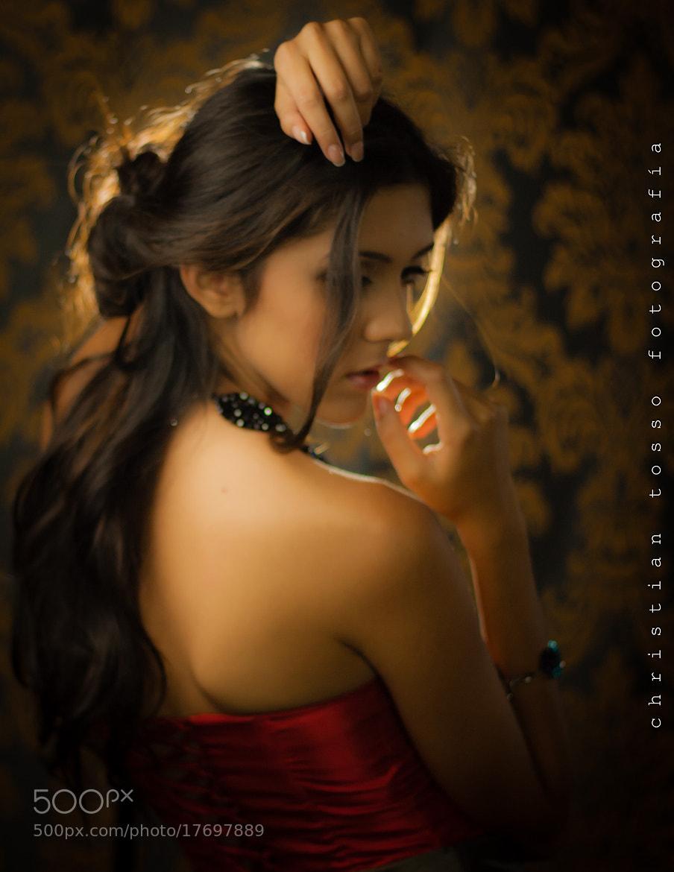 Photograph Johana by Christian Tosso Campos on 500px