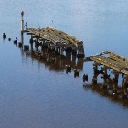 old pier, Canon EOS 7D, Canon EF 35-80mm f/4-5.6 USM