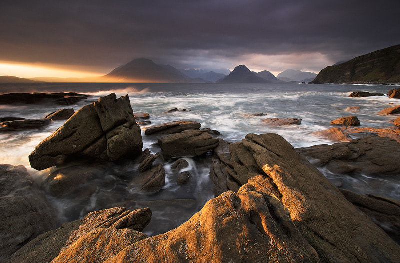 Photograph Coast of Wonders II by Adam Burton on 500px