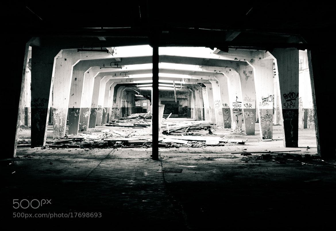Photograph abandoned by Marcel Strobel on 500px