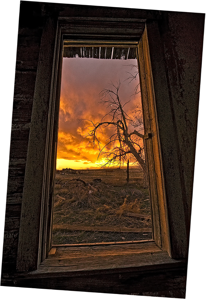 Photograph The End by Christopher R. Gray on 500px