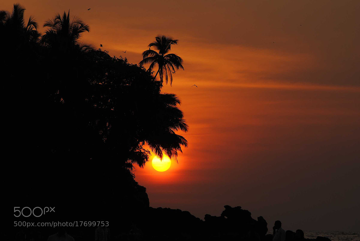 Photograph sunset by Sajith Kannur on 500px