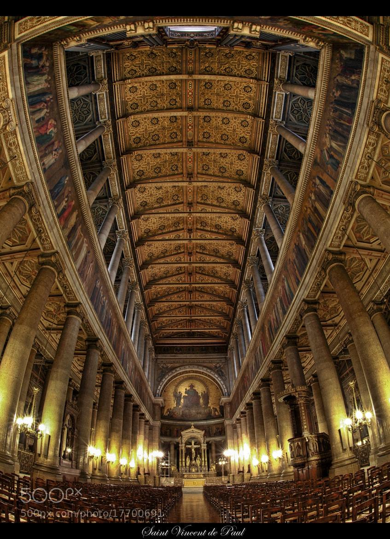 Photograph *Saint Vincent de Paul* by erhan sasmaz on 500px