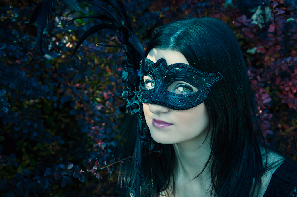 Photograph The face behind the mask  by Kristy  Photography on 500px