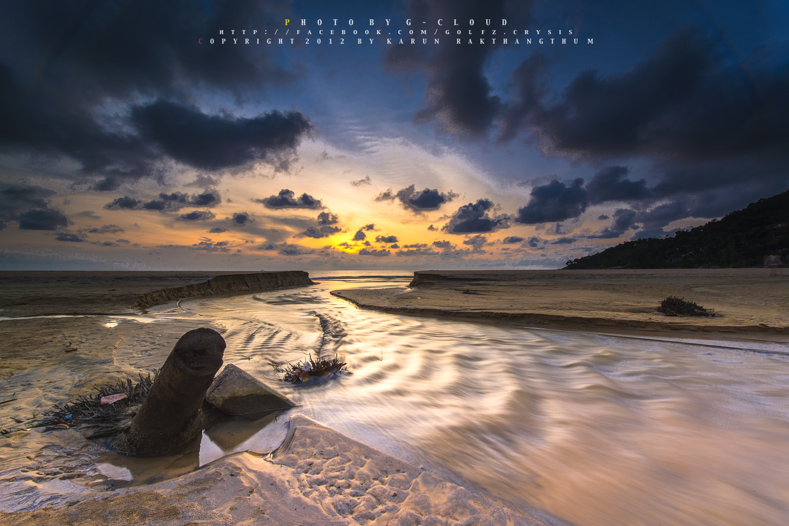 Photograph Sea Walking by Golfzx Cloud on 500px