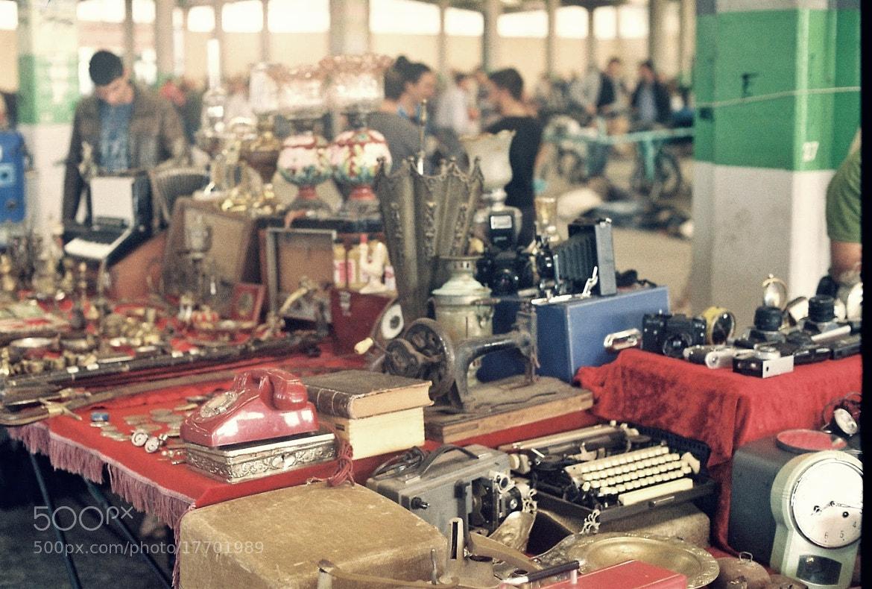 Photograph Eskişehir Flea Market by Murat ŞAHİN on 500px