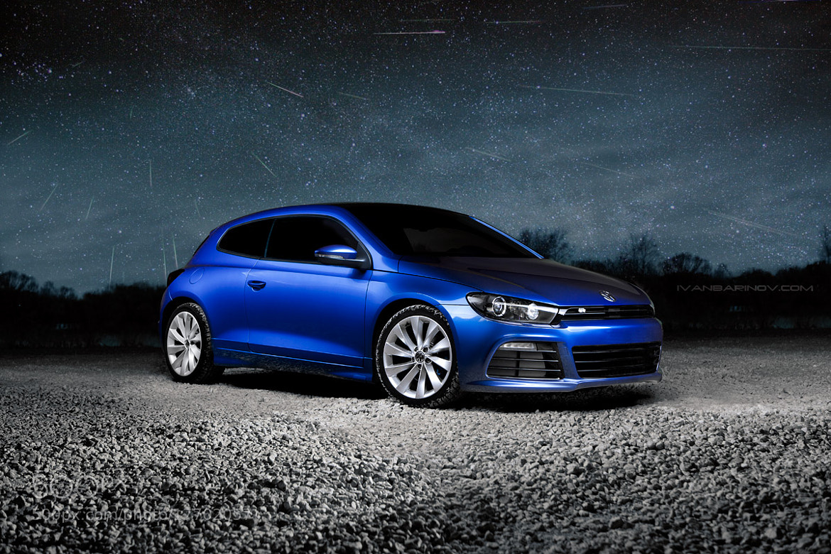 Photograph Volkswagen Scirocco by Ivan Barinov on 500px
