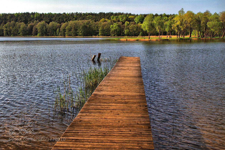 Photograph Lidzbark Lake by Stylish Photo on 500px