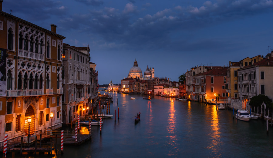 Grand Canal 2, Venice