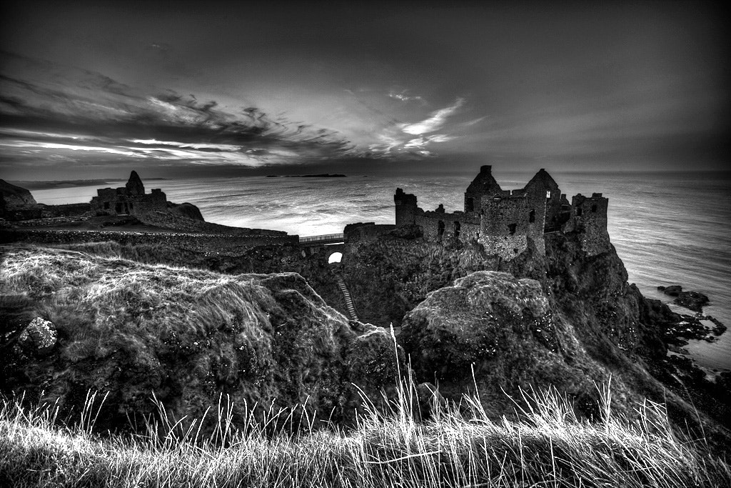 Photograph Dunluce Castle by Alastair Stockman on 500px