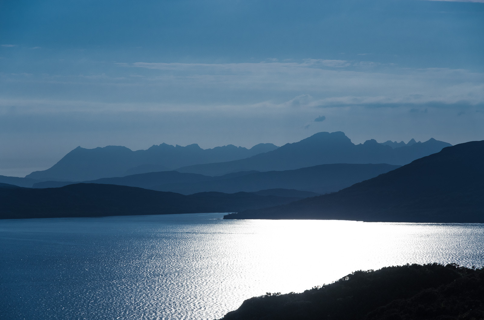 Photograph The Cuillins of Skye by Christian Schaeffer on 500px