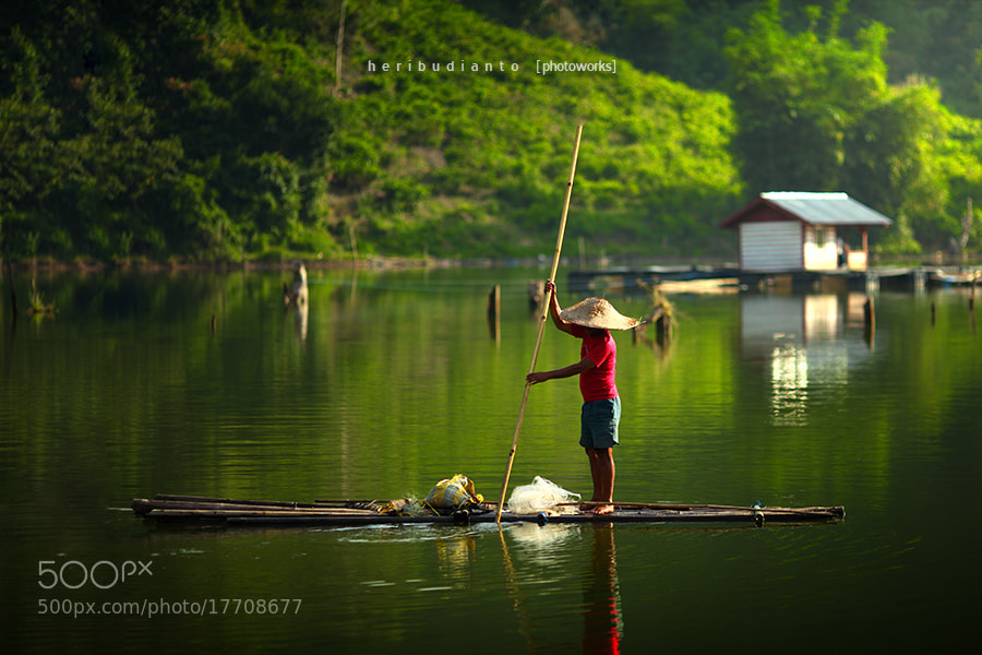 Photograph Fisherman #3 by Heri Budianto on 500px