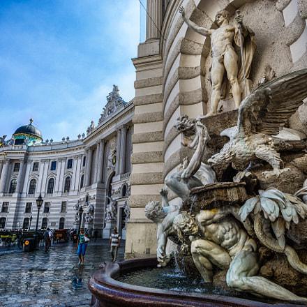 Michaelerplatz, Vienna