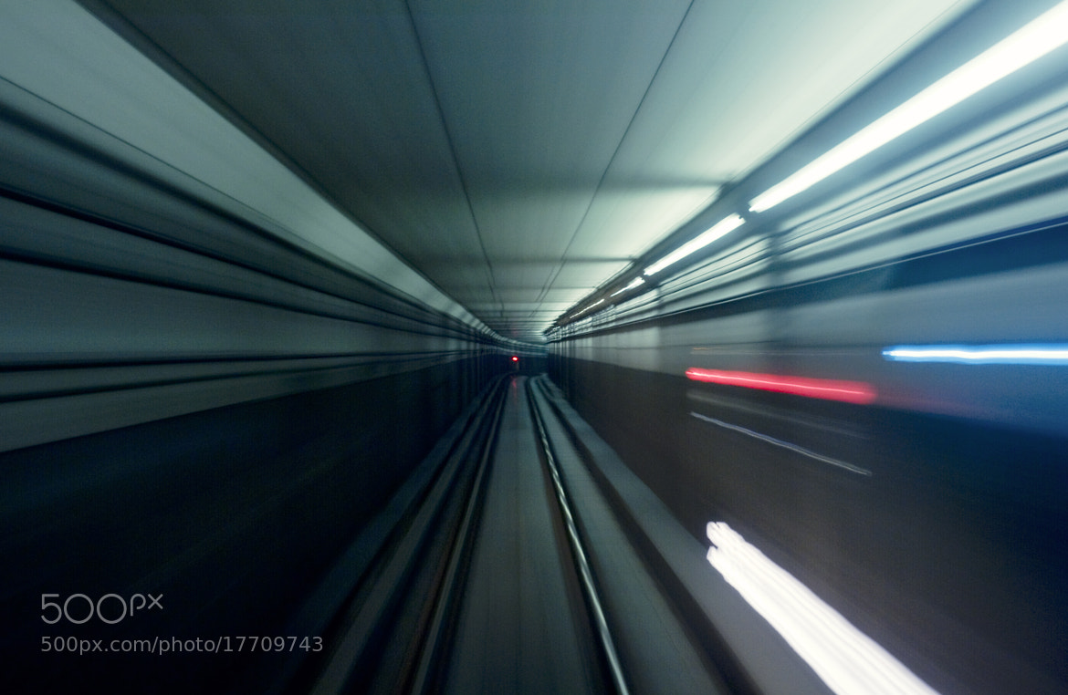 Photograph Tunnel Vision #7 by Peter Crock on 500px