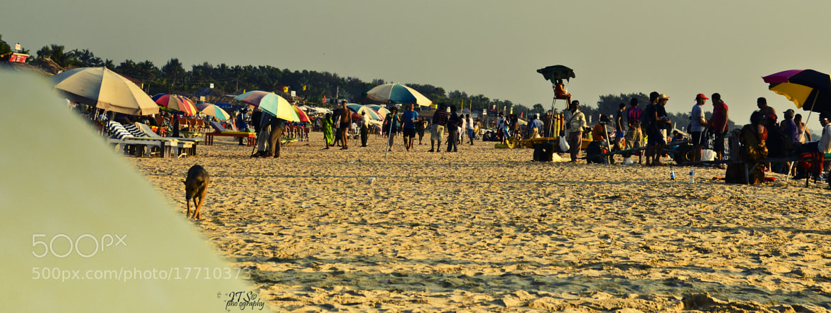 Photograph Goa beach by Isha Varshney on 500px