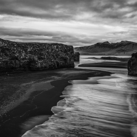 Black Beach, Nikon D800, Sigma 24-70mm F2.8 IF EX DG HSM