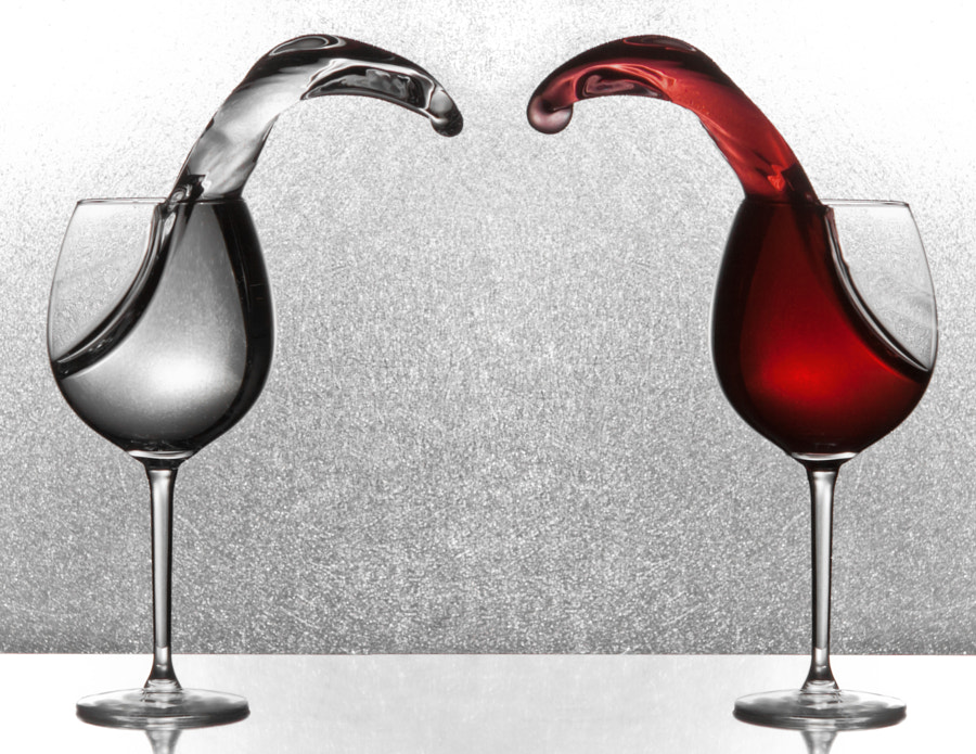 Water & Wine by Bart Henseler on 500px.com