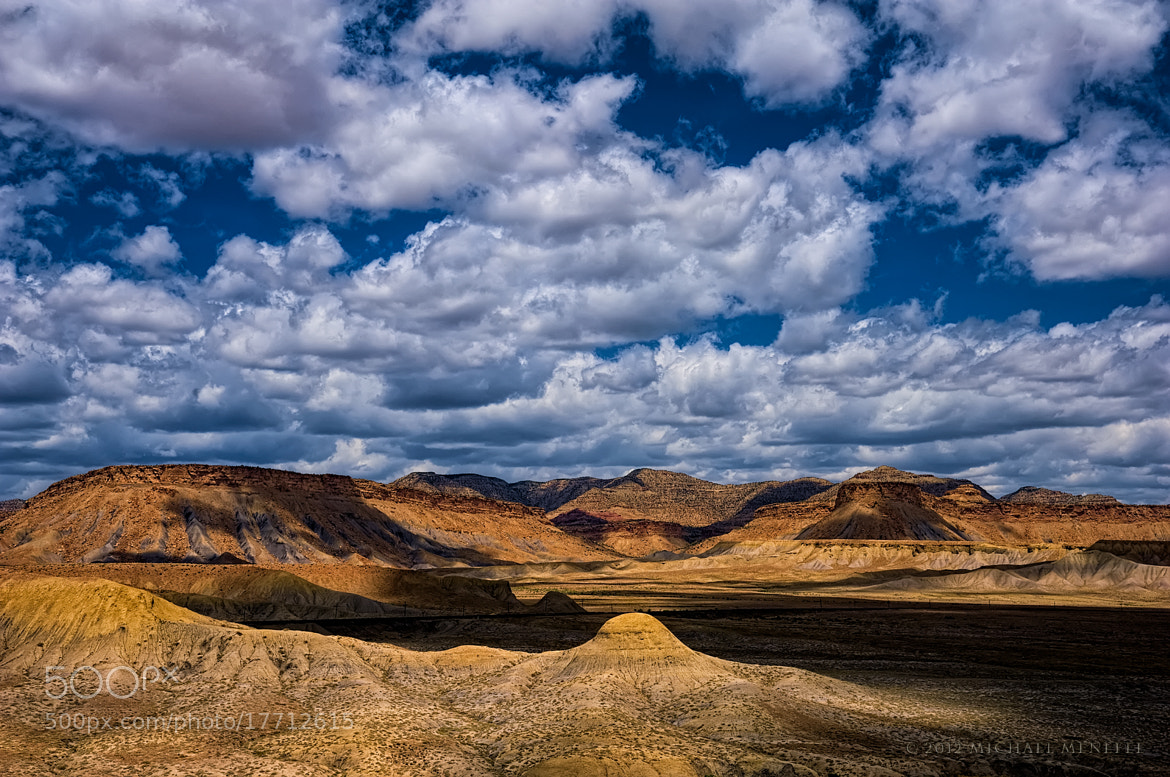 Photograph Book Cliffs from the Harley Dome View Area by Michael Menefee on 500px