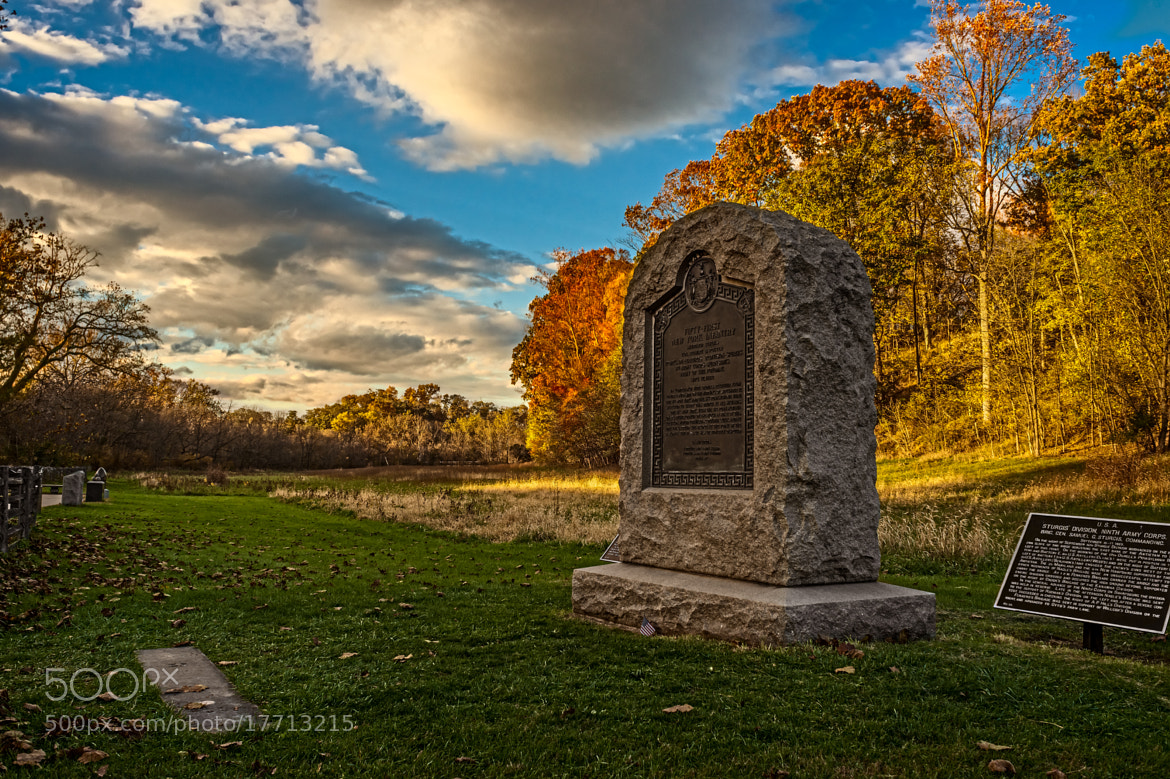 Photograph Memorial to the 51st New York by Monico Havier on 500px