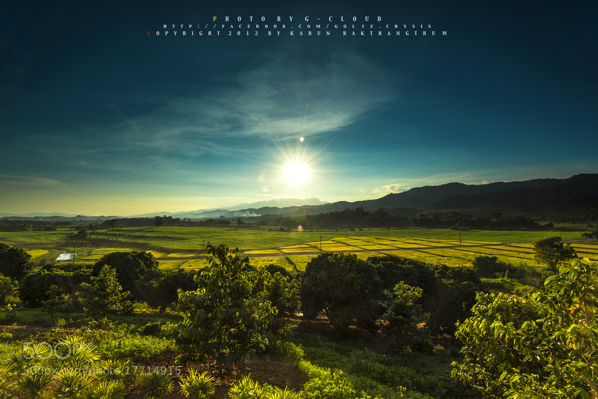 Photograph Green Land by Golfzx Cloud on 500px