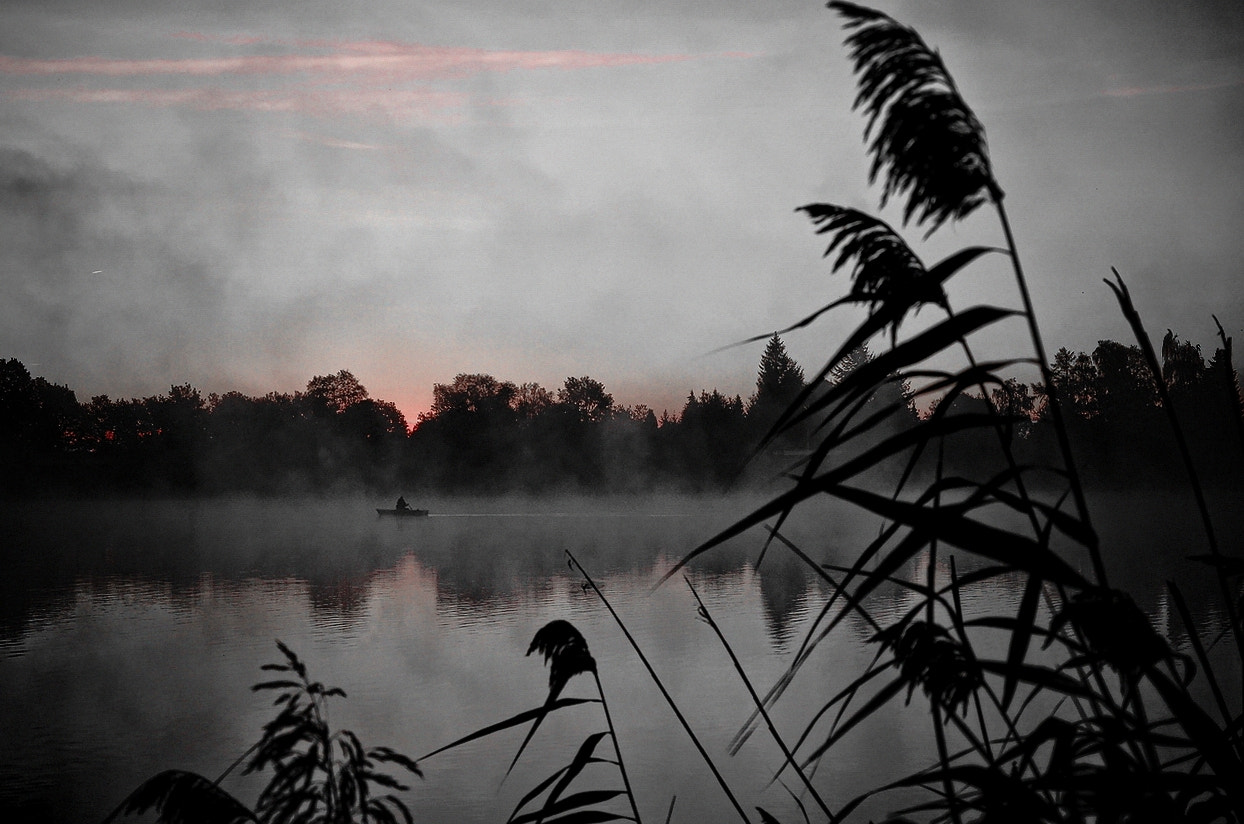 Photograph Just before sunrise by Hans Sendker on 500px