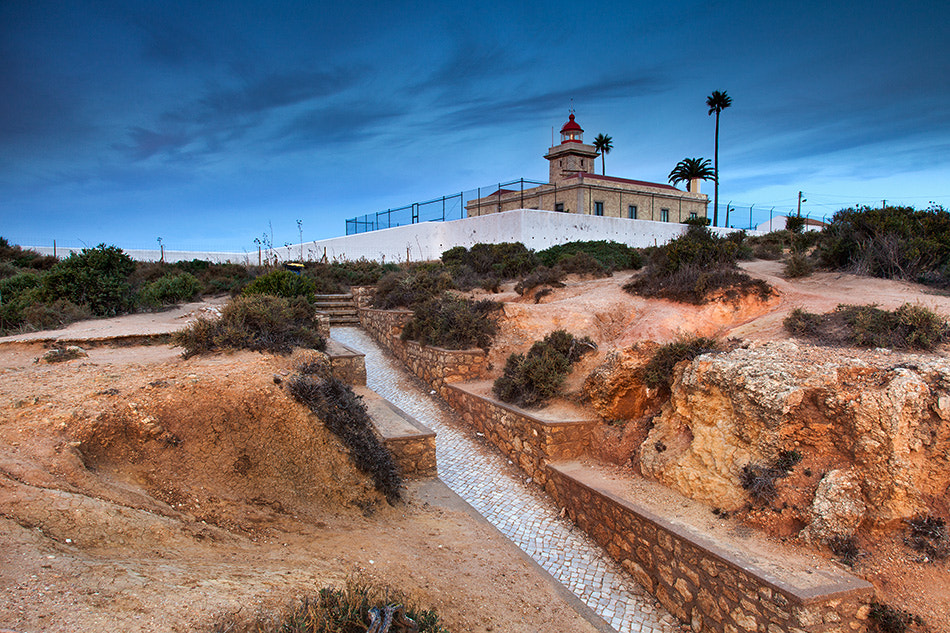 Photograph Lagos Lighthouse, Portugal by Stephen Emerson on 500px