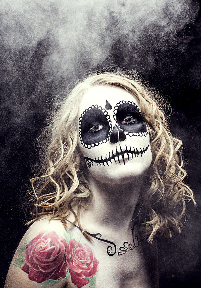 Photograph Sugar skull by Tuulia Kusmin on 500px