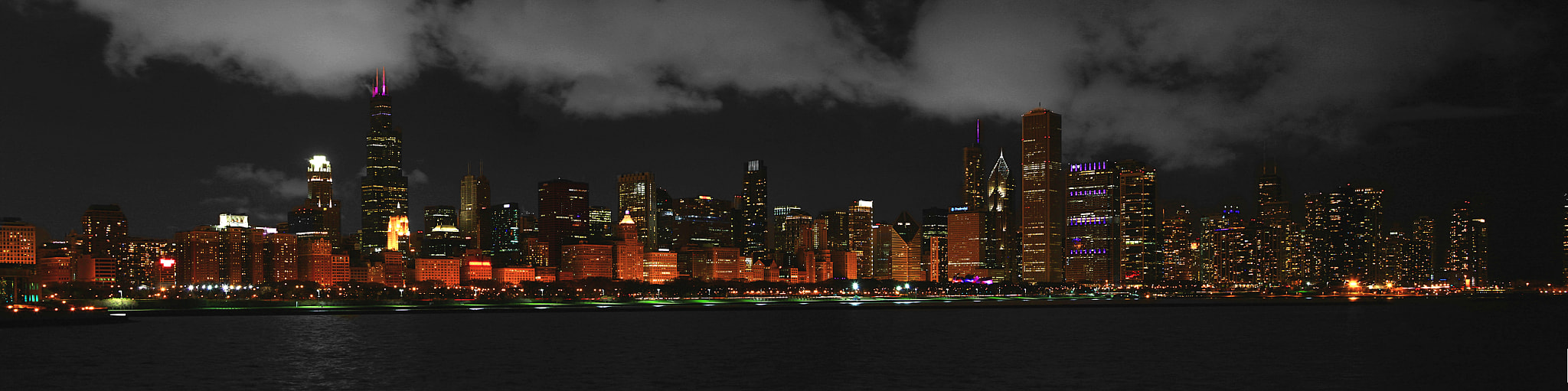 Photograph Chicago Skyline by Dave Dow on 500px