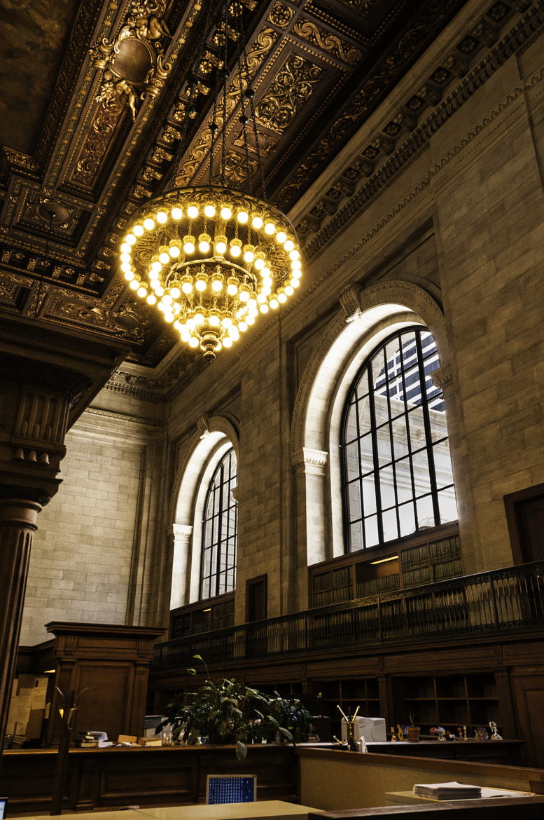 Photograph The New York Library by Mike Struijk on 500px