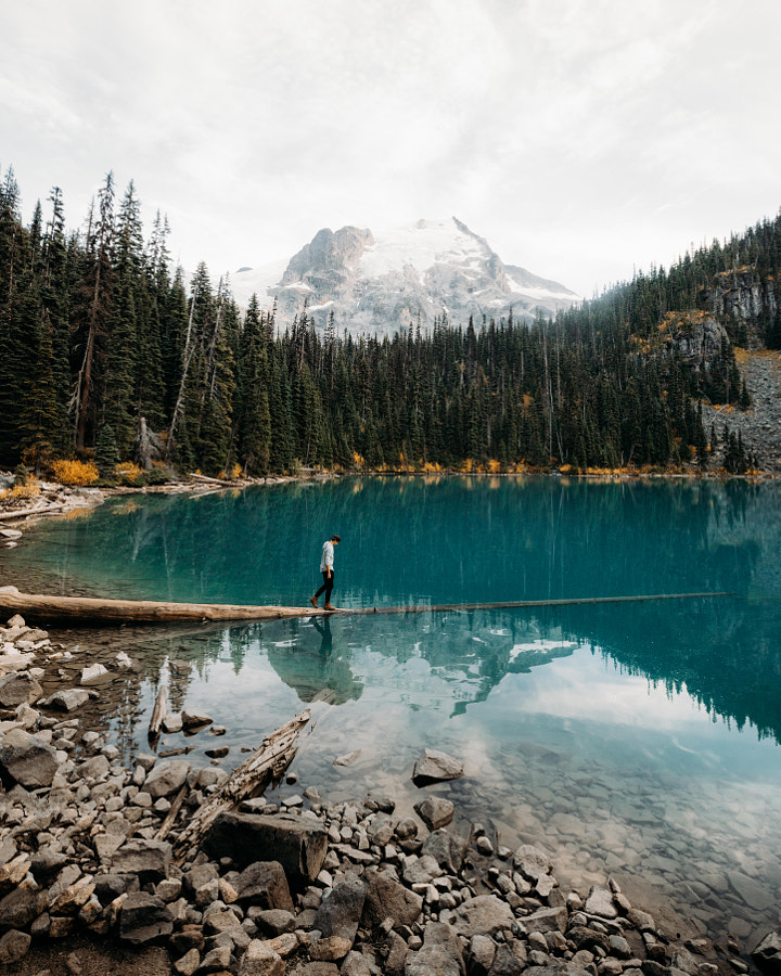 Joffre Lake, BC by Rishad Daroowala on 500px.com