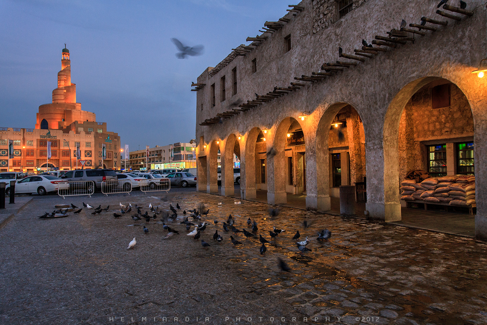 Photograph Souq Waqif,Qatar by Helminadia Ranford on 500px