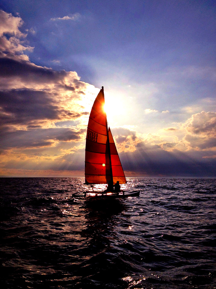 Photograph Shiny Happy Hobie by Troy Nickerson on 500px
