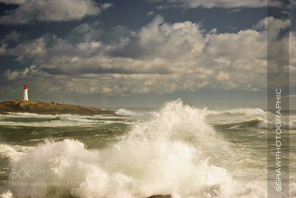 Photograph Breaking Waves by Shane Shaw on 500px
